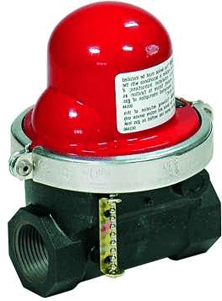 Earthquake Gas Valves can prevent sudden shutoffs in an emergency.