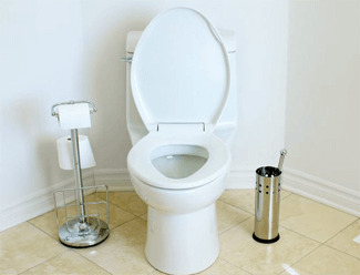 Don't throw your toilet out, call JB for Toilet Repair services today!