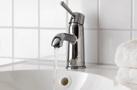 faucet repair is easy with JB
