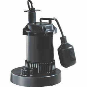 Sump Pumps can act as another layer of defense against water damage
